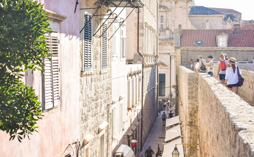 Straight from the Journal: Dubrovnik,Croatia